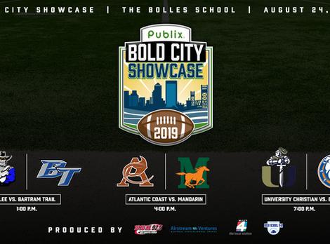 Bold City Showcase set to kick off the 2019 high school football season