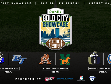 Bold City Showcase set to kick off the 2019 high school football season