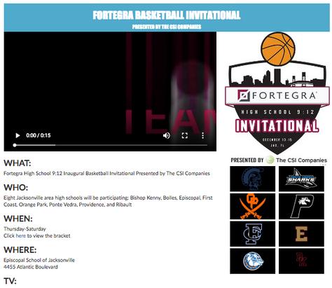 Fortegra Basketball Invitational