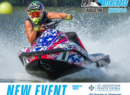 ProWatercross National Tour coming to Vilano Beach Aug. 8-9