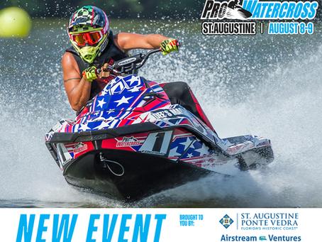 ProWatercross National Tour coming to Vilano Beach Aug. 8-9
