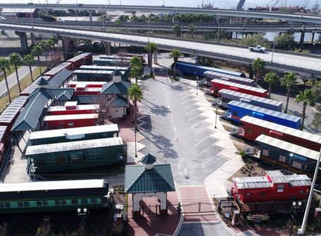 Airstream Ventures launches River City Railway in the Sports Complex