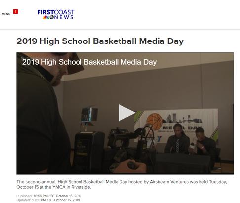 2019 High School Basketball Media Day