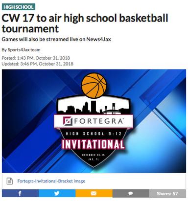 CW 17 to air high school basketball tournament
