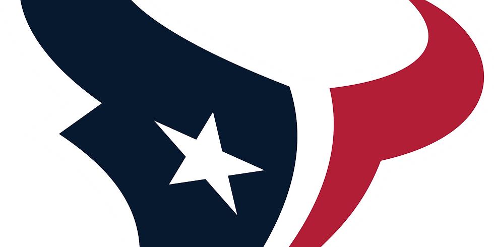 Dec. 19th @1 Jags vs. Texans