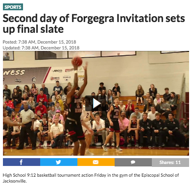 Second day of Fortegra Invitational sets up final slate