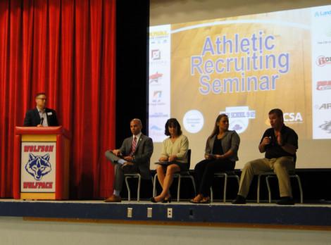 Athletic Recruiting Seminar