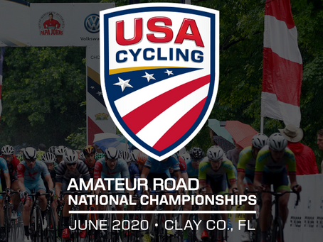 Clay County to host the USA Cycling Road Amateur Nationals