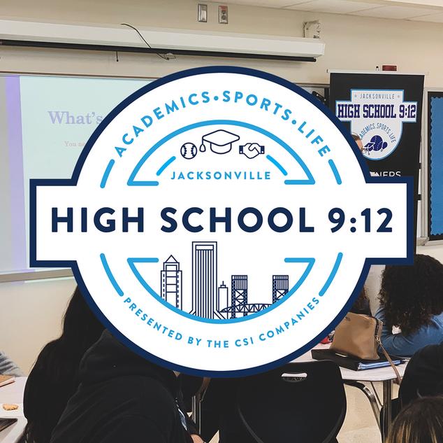 High School 9:12