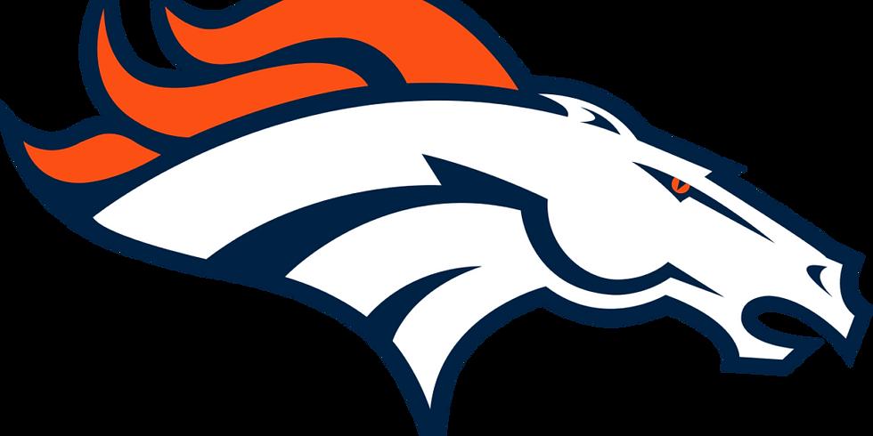 Sept.19th @1 Jags vs. Broncos