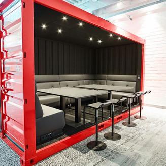 Sala de Reunião/Expansão