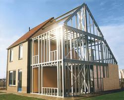Ligth steel frame