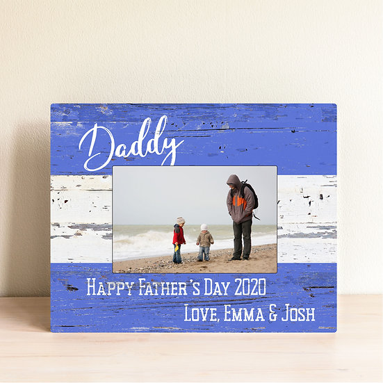 Daddy Father's Day Photo Frame