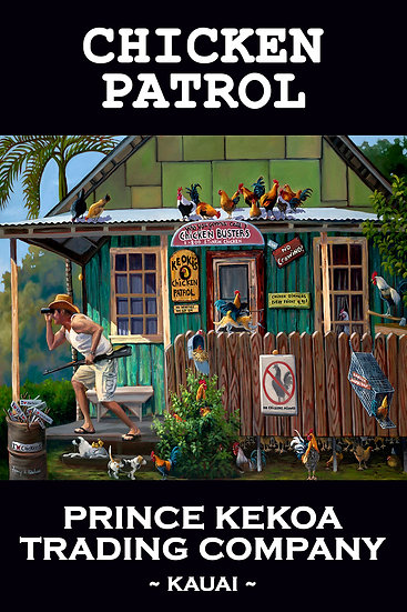 Bilodeau Chicken House Postcard