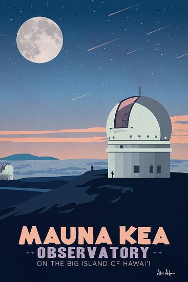 Asfour Mauna Kea Postcard