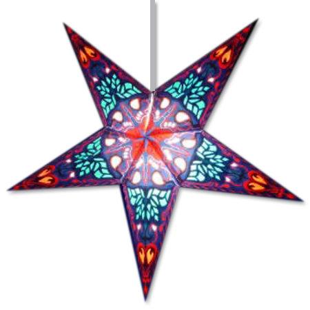 Blue Comet Star Lantern
