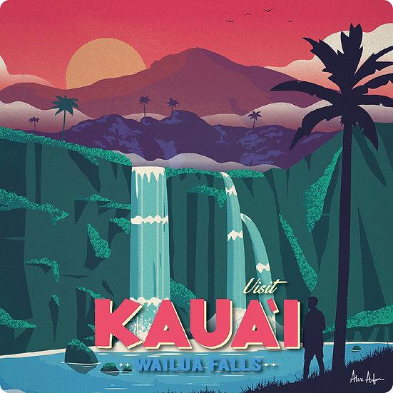 AA Kauai Coaster