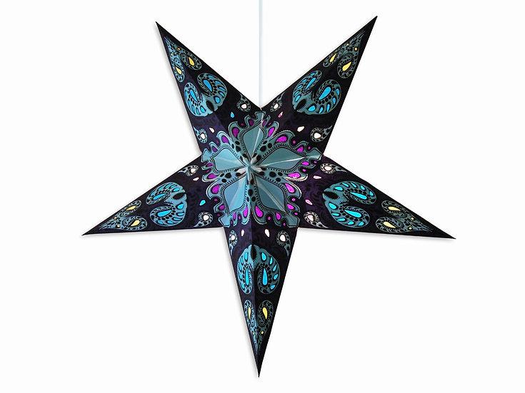 Monstera Star Lamp