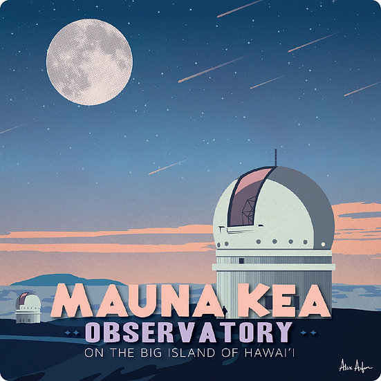 AA Mauna Kea Coaster