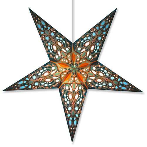 Monsoon Turquoise Artecnica Brand Star Light