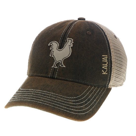 Whirled Planet Rooster Hat