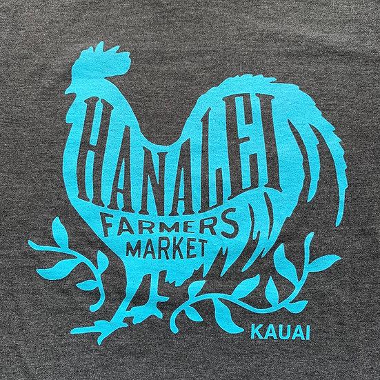 Hanalei Farmer's Market T-shirt