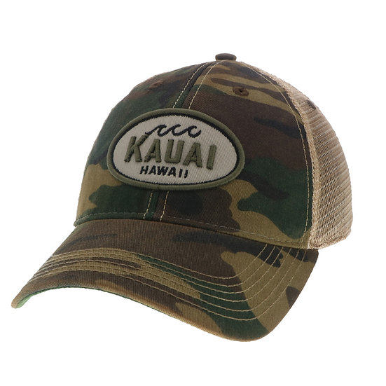 Whirled Planet Camo Wave Hat