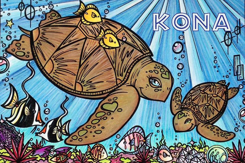 CH Happy Honus Postcard