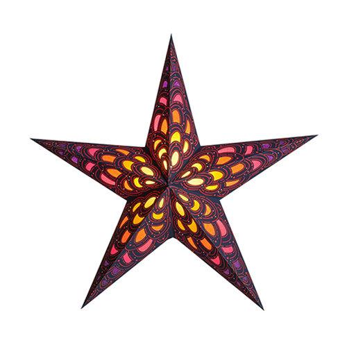 Nari Ruby Artecnica Brand Star Lantern