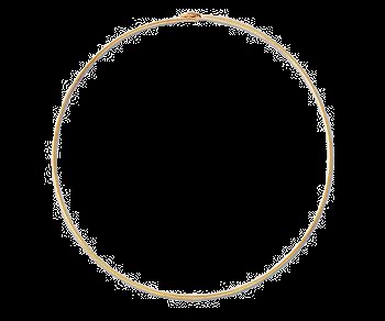 30mm Wire Hoop GF