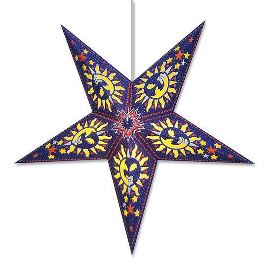Smiling Sun Star Lamp