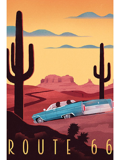 Wickstrom Southwest Postcard