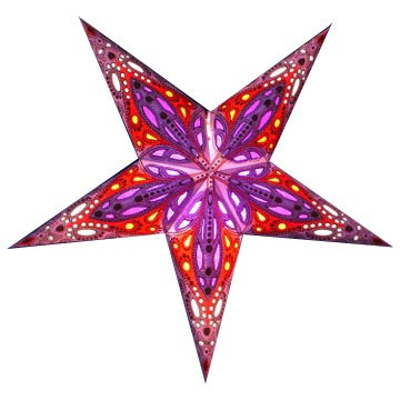 Cyclone Star Light in Purple