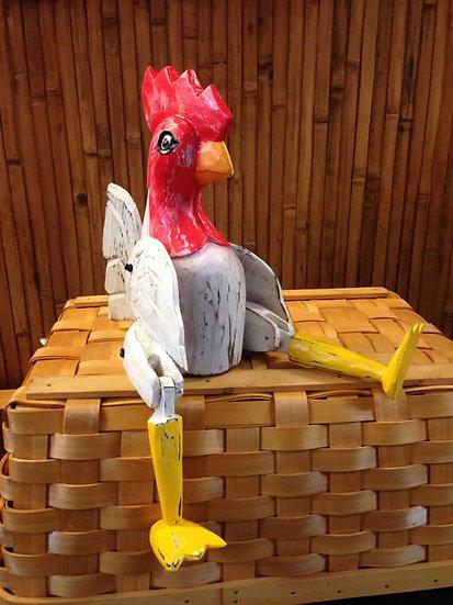 White Shelf Chicken Medium
