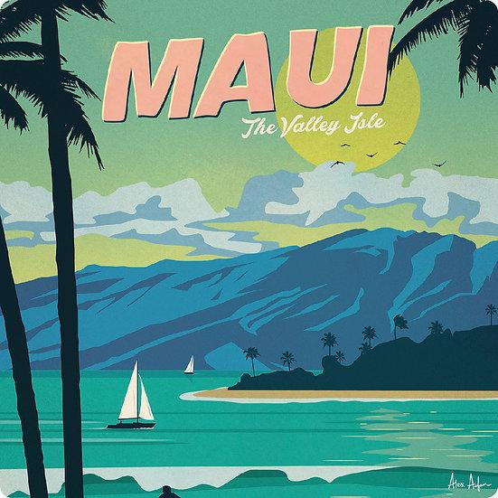 AA Maui Coaster