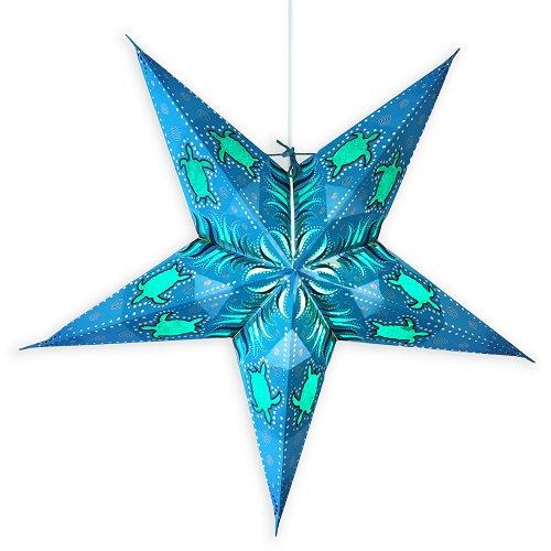 Honu Turtle Star Lamp