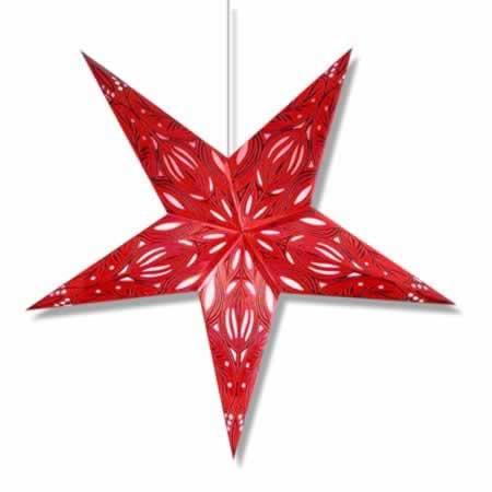 Phoenix Star Lamp Red
