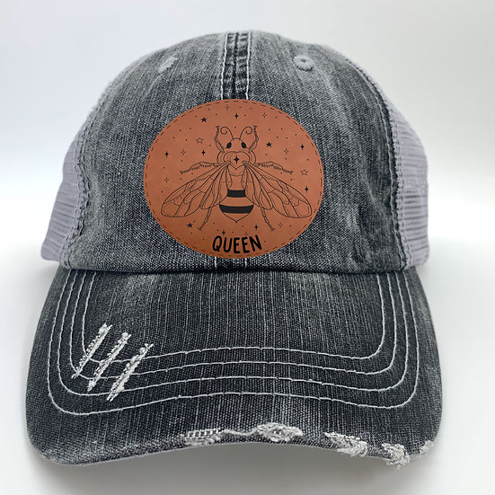Queen Bee Trucker Hat