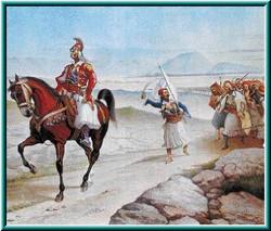 Battle of Valtetsi