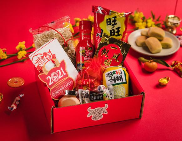 Lunar New Year Kit Box