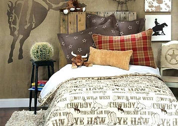 western-bedroom-decor-horse-wall-mural-i