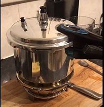 Prewure cooker cooking pic.JPG