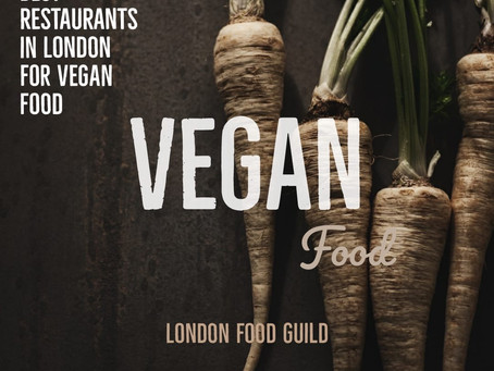 Best Restaurant in London for Vegan Food