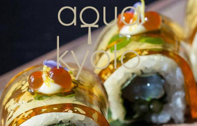 Aqua Kyoto   London