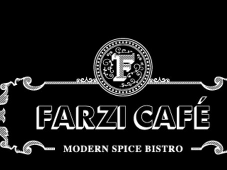 Farzi Cafe|London