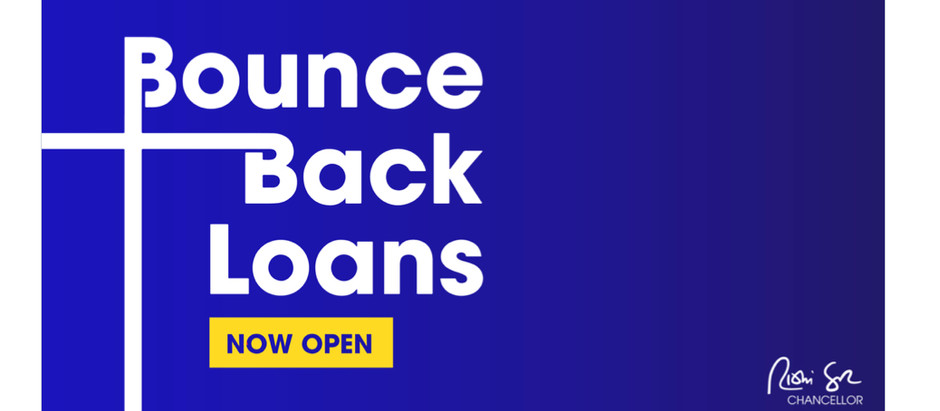 New Bounce Back Loans Launched