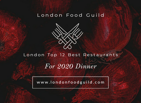 New Year Eve Dinner in london : Best Restaurant to celebrate 2020 in London