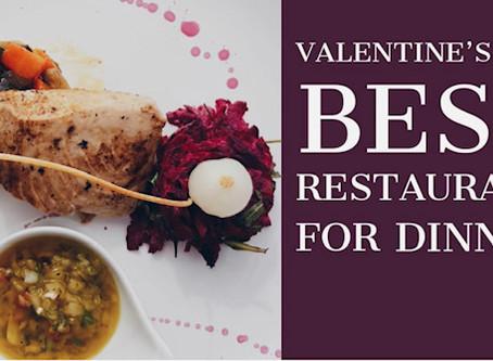 Valentine's Day Restaurant's | London Dining Spots