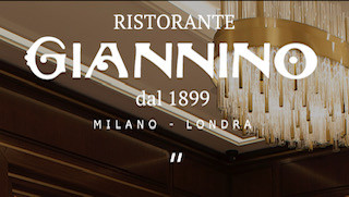 Giannino Restaurant - London
