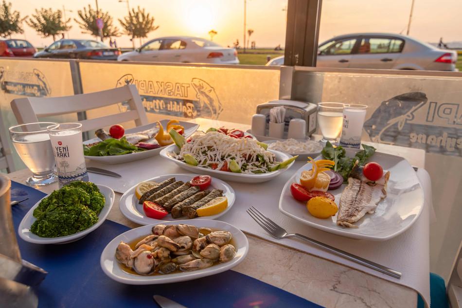 Taşkapı Balık Restoran